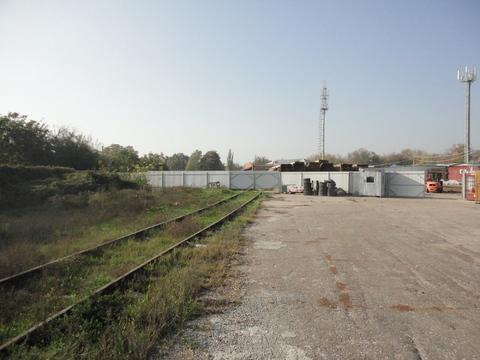Складской комплекс с ж/д веткой + участок 56 сот, ул. Круговая - Фото 1