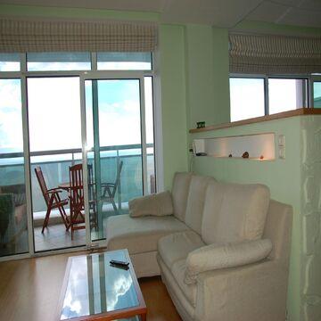 Видовая квартира-студия в современном жилом комплексе в поселке Кореиз - Фото 5