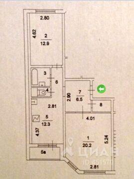 Продажа квартиры, м. Бунинская аллея, Ул. Маршала Савицкого - Фото 2