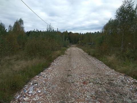 Участок 30 соток расположен в Щелковского р-на, д. Старопарее - Фото 1