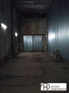 Сдается в аренду помещение под склад 100 кв м (утепленное)