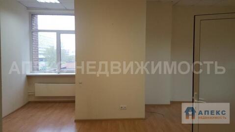 Аренда офиса 177 м2 м. Новые Черемушки в бизнес-центре класса В в . - Фото 1