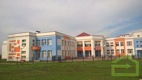 Двухкомнатная с отделкой и индивидуальным отоплением в Новосадовом - Фото 5