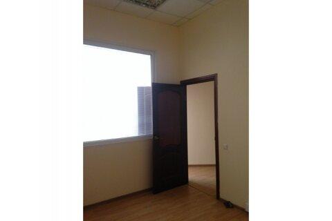 Офис 55м2, Бизнес центр, 2-я линия, улица Михалковская 63бстр1, этаж . - Фото 1