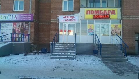 Сдам помещение с отдельным входом на красной линии улицы Балтийской - Фото 1
