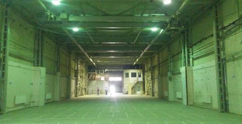 Складское отапливаемое помещение 1470 м2 в ВАО Москвы, Амурская 7с1 - Фото 1