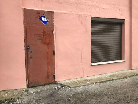 Склад 63 м. кв. Киевская ул, первый этаж. - Фото 1