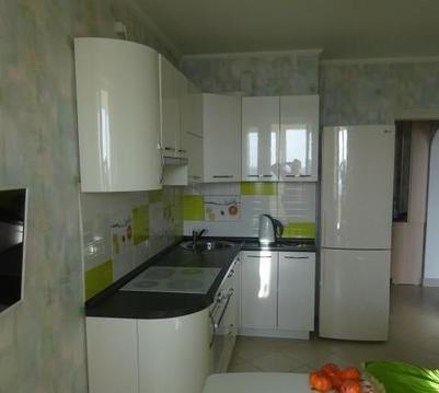 Однокомнатная квартира с новой мебелью и техникой - Фото 1
