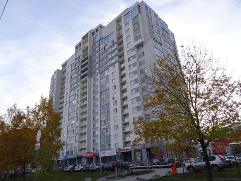Отличная двухкомнатная квартира в новом доме, в центре Екатеринбурга - Фото 1