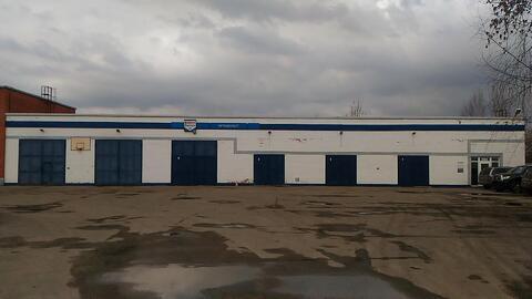 Административно-бытовой производственный комплекс, 800 кв.м +1,2 га зу - Фото 2