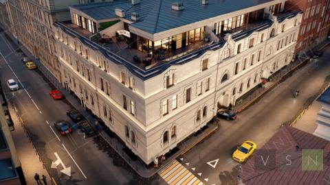 Продается квартира г.Москва, Петровский бульвар - Фото 1