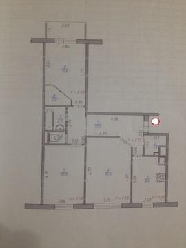 Продам 3-х комнатную квартира ул.Гагарина, 37 - Фото 1