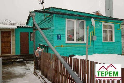 Часть дома в черте г. Серпухов р-он Заборья - Фото 1