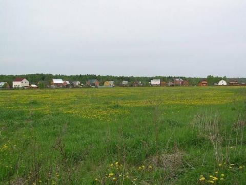 Участок 4,16 Га для малоэтажного строительства в 35 км по Киевскому ш. - Фото 1