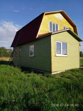 Продажа дома с земельным участком в деревне Кирилловское Сельцо - Фото 3