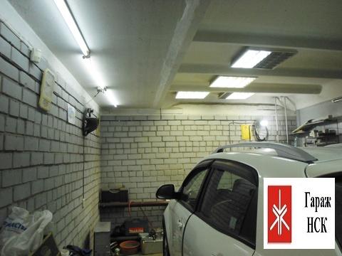 Сдам 2-х этажный гараж. Академгородок, В/З, ГСК Радуга №691. Карасик - Фото 3