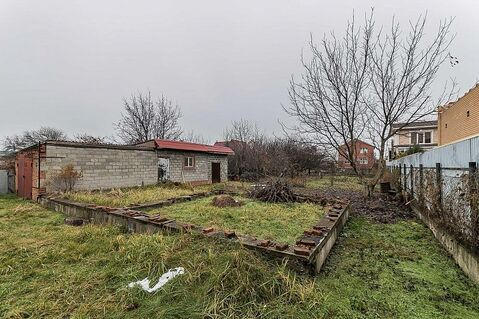 Продается земельный участок г Краснодар, ул Упорная, д 5 - Фото 5