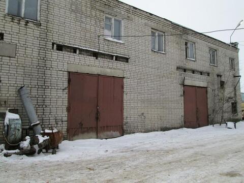 Автобокс в Ярославле на ул. Магистральной под склад или производство, . - Фото 1