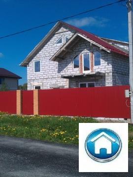 Продается дом 181м.кв. в го Домодедово д. Уварово - Фото 1