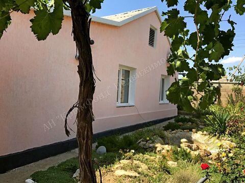 Дом 75 м2 с. Вилино, Бахчисарайский р-он - Фото 1