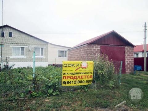 Продается дом с земельным участком, с. Саловка, ул. Луговая - Фото 1
