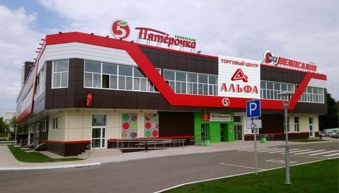 Сдается в аренду торговая площадь г Тула, Одоевское шоссе, д 108 - Фото 2