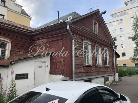 Здание по адресу ул. Щипок д.3 стр.1 (ном. объекта: 1685) - Фото 5