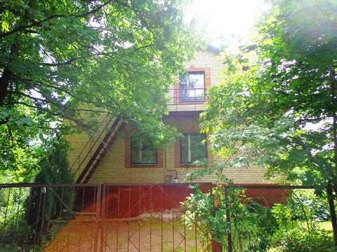 Продам кирпичный дом 200м и 19 соток в д.Лаговское Подольского р-на - Фото 1