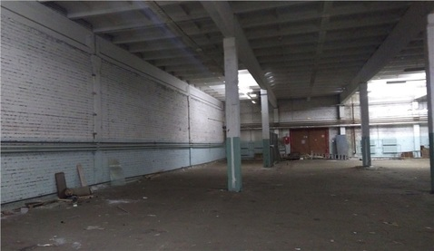 В аренду склад площадью 1000м2 пo адресу Заозерный проезд, д.7 (ном. . - Фото 3