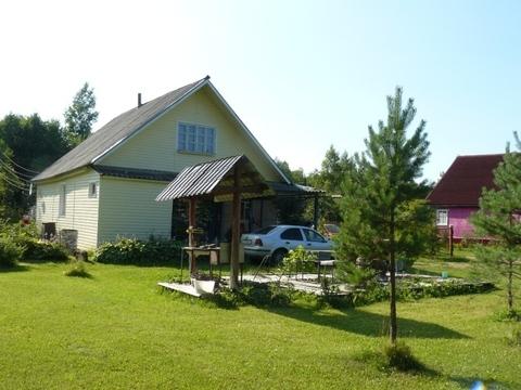 Продаётся дом в д. Жихарево Крестецкого р-на - Фото 5