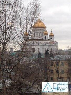 Офис 517 кв.м. вид на Храм Христа Спасителя, 2 минуты м. Боровицкая - Фото 1