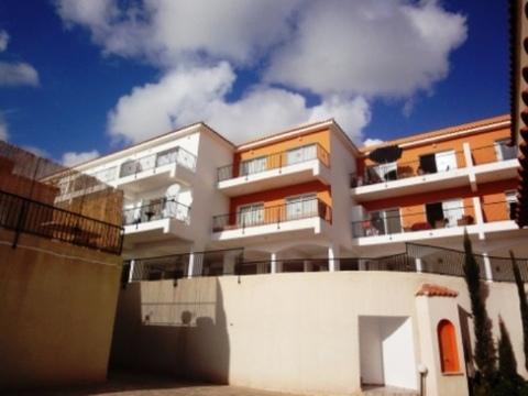 Трехкомнатный Апартамент с прекрасным видом на море в регионе Пафоса - Фото 1