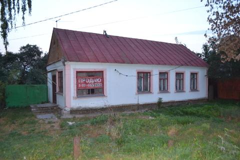 Продаётся 1-этажный шлакоблочный дом в пос.Супонево - Фото 2