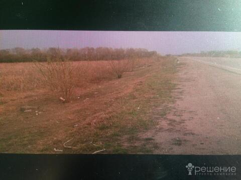 Продается земельный участок, с. Краснореченское, Объездная на Заимку - Фото 3