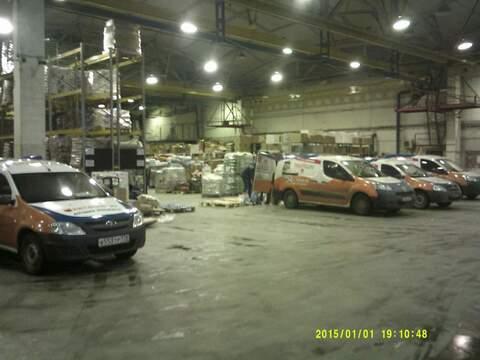 Производственно-складское теплое помещение 4930 м2 - Фото 5