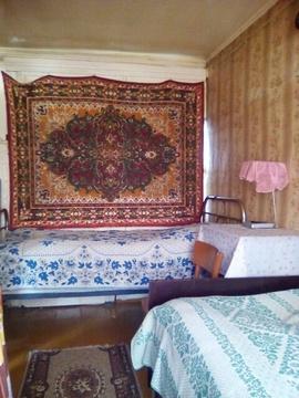 Продается крепкий дом 82 кв.м. из бревна на 44-х сотках земли, прописка - Фото 3