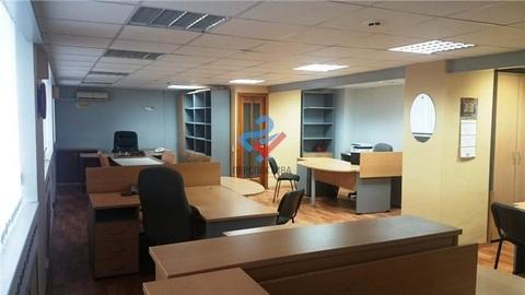 Офис 280кв.м. с мебелью в центре (ул. К.Маркса 32) - Фото 2