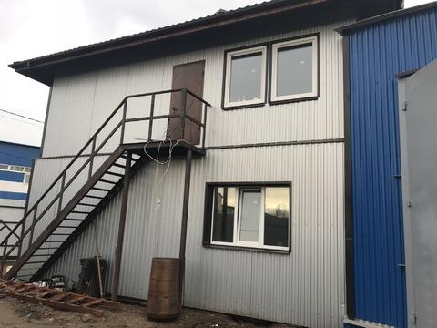 Сдается складское-производственное помещение площадью 540 кв. м. - Фото 1