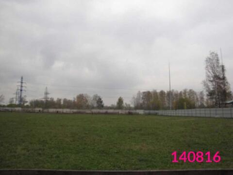 Продажа земельного участка, Балашиха, Балашиха г. о, Щёлковское шоссе - Фото 1