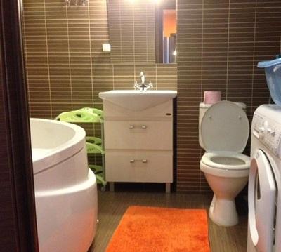 Элегантная однокомнатная квартира с джакузи в новом доме - Фото 5
