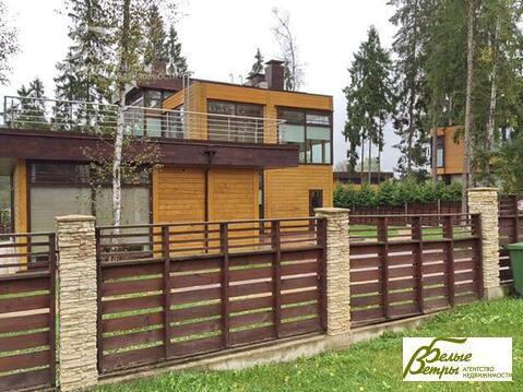 Дом в аренду263 кв. м,  18 сот, Киевское шоссе,  17 . - Фото 1