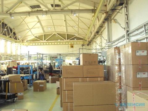Производственно-складское теплое помещение, 1500м2 в Парголово - Фото 1