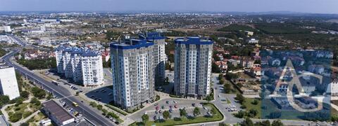 1 комнатная квартира 33 м2 в ЖК «Гагаринские высотки» - Фото 4
