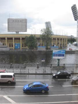Продается 3 к кв с камином и видом на Петровский стадион и Неву - Фото 1