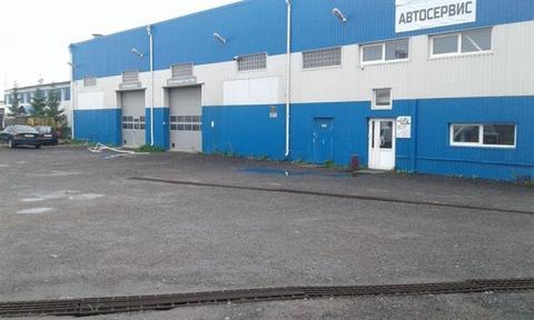 Продам производственное помещение 1000 кв.м, м. Гражданский проспект - Фото 1