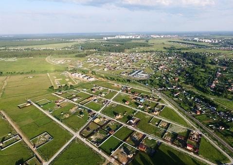 Продается земельный участок, Большое Петровское, 8 сот - Фото 2
