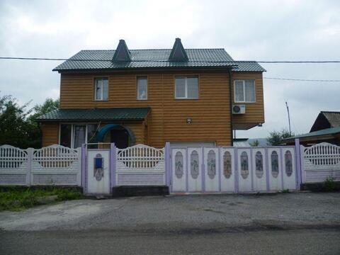 Продажа дома, Новокузнецк, Ул. Лесозаводская - Фото 1