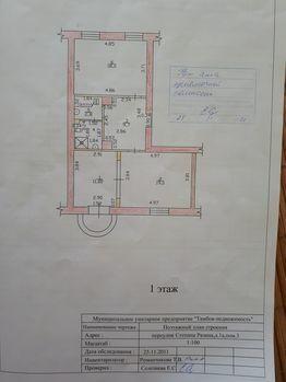 Продажа псн, Тамбов, Степана Разина пер. - Фото 1