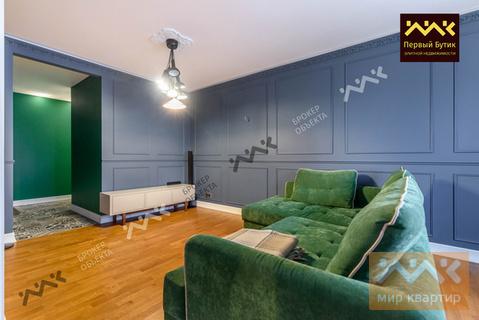 Стильная квартира полностью готовая для жизни в новом доме у метро - Фото 5