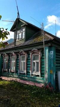 Дом 62 кв.м в г.Щелково Московской обл. 14 км от МКАД - Фото 1